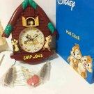 Disney Chip'n Dale Wall clock small rog house clock Pendulum clock