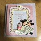Disney Mickey & Minnie Mouse Wedding Dreams Figure Photo Frame & Photo Album