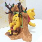 Disney Winnie the Pooh Jewelry stand Accessory holder figure ornament Ring stand