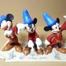 Disney gallery Fantasia Sorcerer Mickey mouse Model sheet Figurine 3000 limited
