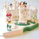 Dsineyland Fantasyland It's a small World Miniature Diorama Figure Mickey Minnie
