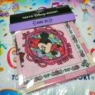 Tokyo Disney Resort ANNA SUI Minnie & Daisy Handkerchief cotton pink bandana TDL