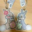 Tokyo Disneyland Easter 2016 Thumper & Miss Bunny Pass case set Card holder TDL