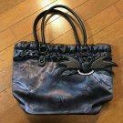 Disney Nightmare Before Christmas h.Naoto Jack Handbag Bat bag Tote bag Black