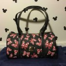 Disney Store x DOONEY&BOURKE Minnie Mouse Ribbon Handbag Mini Boston Tote Bag