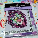 Tokyo Disney Resort ANNA SUI Minnie & Daisy Handkerchief cotton purple bandana