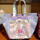 Tokyo Disneyland 30th Rapunzel Happiness is here Merry-go-roundtote bagCarousel