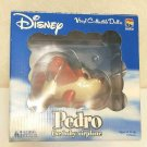 Disney Medi Com Toy Pedro the baby Airplane 1000 Limited Figure Collection
