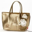 Disney Rootote Beauty and the Beast Tote Bag Mrs. Gold Pot & Chip Handbag