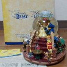 Disney 2000s Beauty and the Beast Snow Globe Music Box Figure Mrs. Bellpot Chip