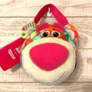 Disney toy story Lozzo Plush Face Bag ARTIST COLLECTION by Sebastian Masuda