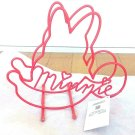 Disney Minnie Mouse steel Cutting board stand holder wire Kitchen Japan icon