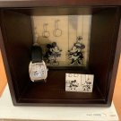 Disney Steamship Willie 2000 Limited Wrist watch Special Cell Picture Case Set
