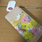 Disney store Japan Rapunzel Flower long Wallet Coin purse Christmas Gift