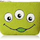 Disney Toy Story Little Green Men Alien Sagara Embroidery Big Pouch Bag Accessor
