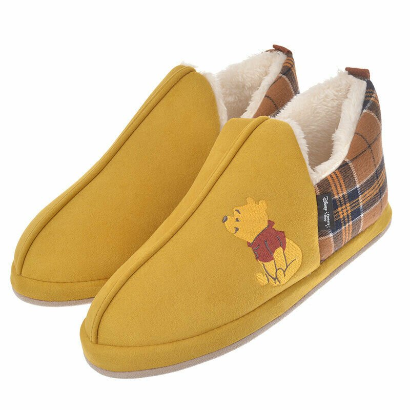 Disney Winnie the Pooh Down Feather Room Boots Room Shoes Bore Indian