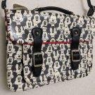 Disney Store Mickey Mouse Shoulder Bag Satchel Bag Backpack A4 Size