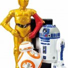 Disney Star Wars Droid Smartphone stand Mobile multi stand C3PO R2D2 BB-8 Japan