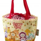 TDL 2019 Duffy & Shellie May & Stella Lou Souvenir Lunch Case Tote bag autumnTDR