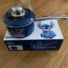 Disney stitch one-handed pan saucepan 5.9inch 15cm blue cookware