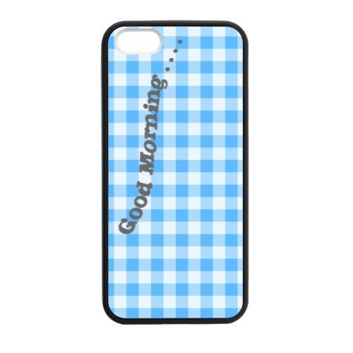 customcase-for-iphone-5s-tpu-bluewhite-goodmorning