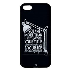 Iphone 5s PremiumCase_More than You