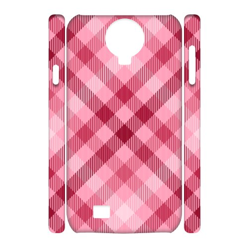 Case for SamSung Galaxy S4 I9500 3D (High Resolution)_OldPink