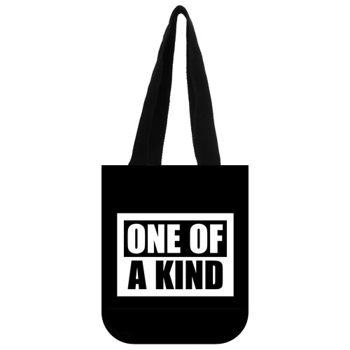 Tote Bag_Black One of a Kind