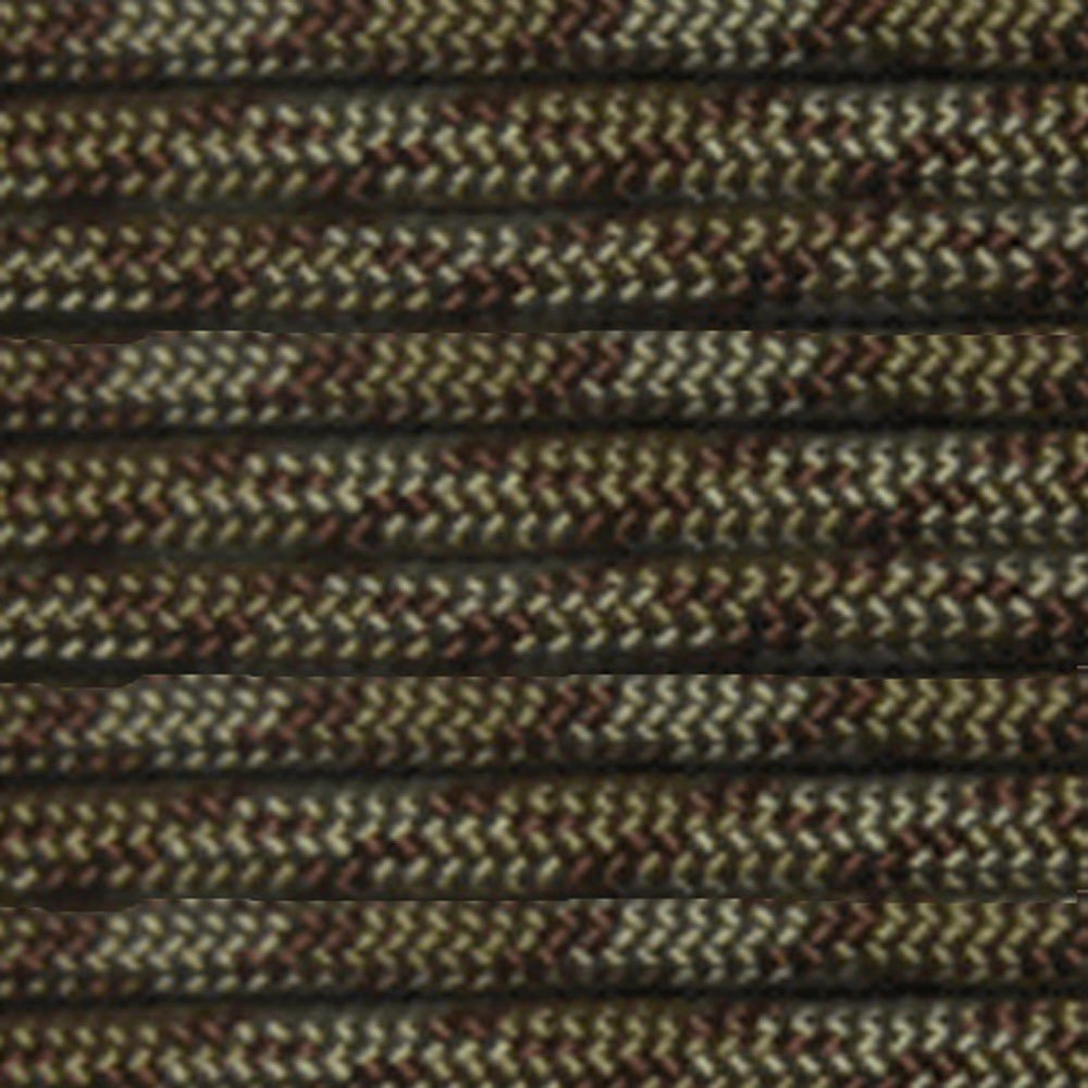 100ft COPPERHEAD Paracord Mil Spec 550 lb Type III 7 strand parachute cord commercial grade