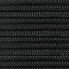 100ft BLACK Paracord Mil Spec 550 lb Type III 7 strand parachute cord commercial grade