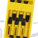 Stanley 6-Piece Precision Screwdriver Set 66-052 excellent