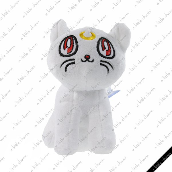 Sailor Moon Artemis Plush Doll