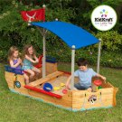 KIDKRAFT PIRATE SANDBOAT 00128