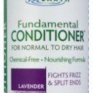 Fundamental Earth Conditioner with Moroccan Argan Oil Normal to Dry Hair