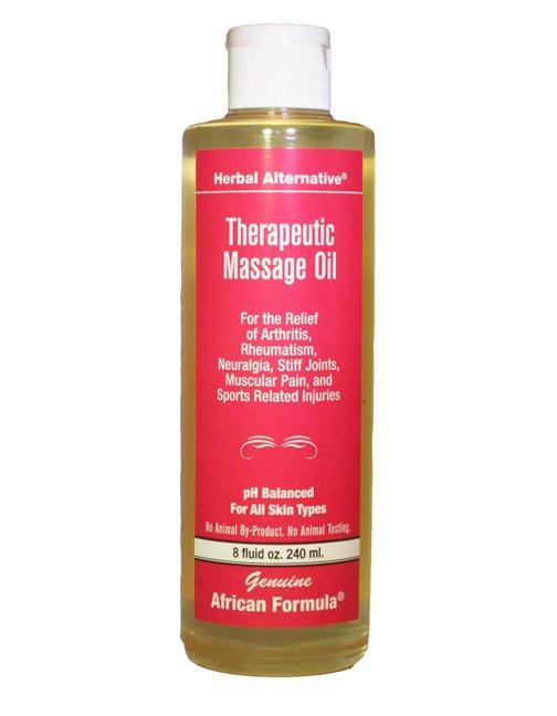 Therapeutic Massage Oil 8oz