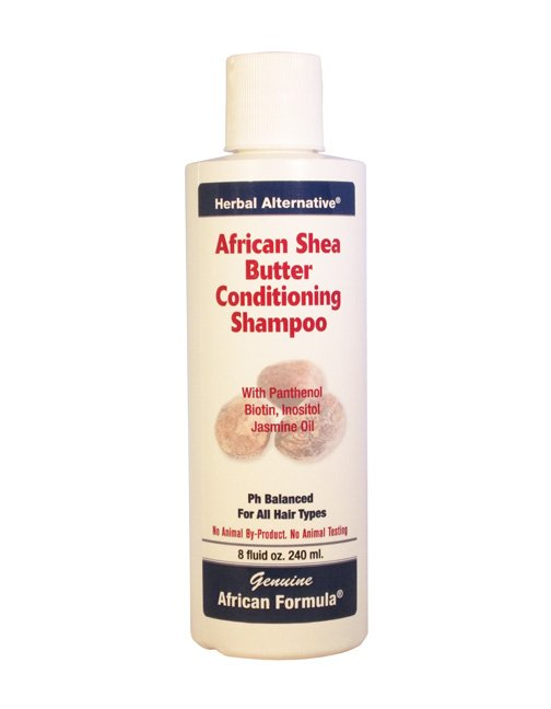 African Shea Butter Conditioning Shampoo 8oz