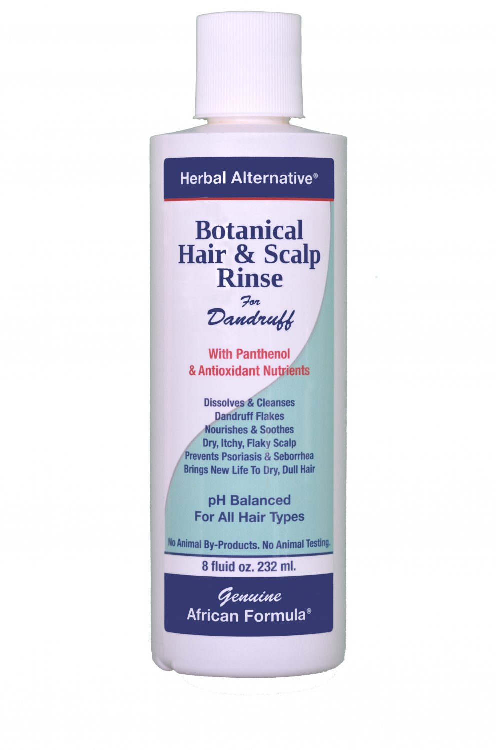 Botanical Rinse for Dandruff 8oz