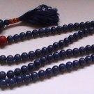 string of lapis 108 beads ( 8mm Diameter)