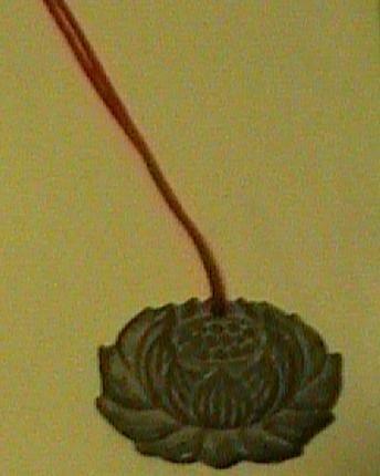 Lotus craving on he lan stone