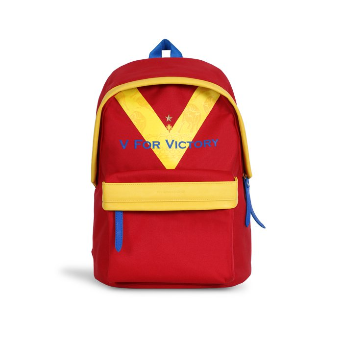 [Spain] V for Victory Limited edition backpack - VFV69524-89