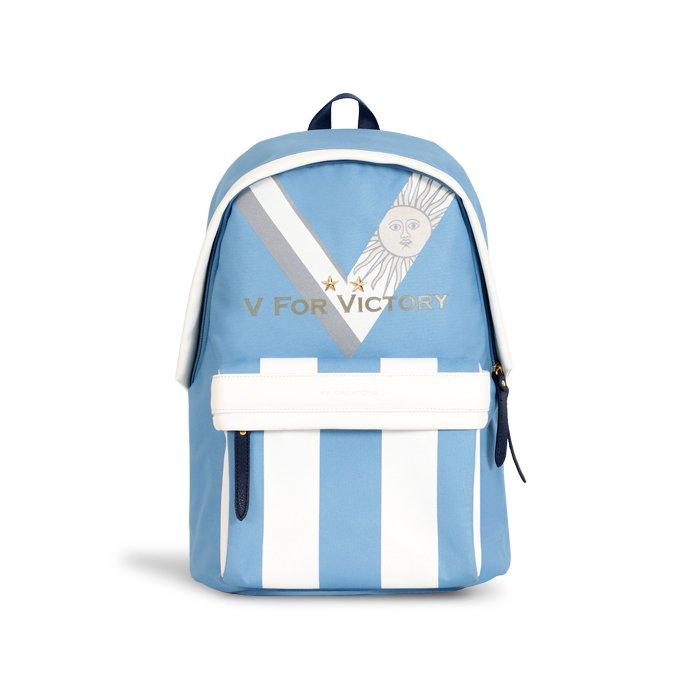 [Argentina] V for Victory Limited edition backpack - VFV69528-53