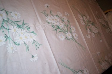 vintage vera tablelcloth with tag