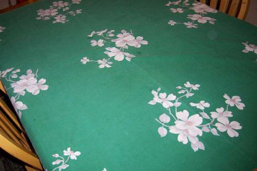 Vintage green wilendur dogwood with cloth tag