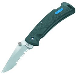 Buck Knife: Protege Flick-It w/ORC, Serrated