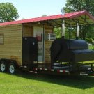 Barbecue Concession Trailer