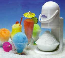 Snocone Recipes