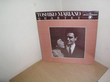TOSHIKO MARIANO QUARTET RARE JAZZ NEW SEALED MINT JAZZMAN RECORDS LP