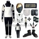 A full set of Naruto Hatake Kakashi 1st Cosplay Costume