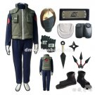 A full set of Naruto Hatake Kakashi  Cosplay Costume