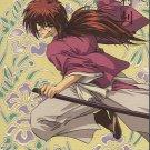 Rurouni Kenshin Himura Kenshin Cosplay Costume(red)